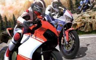 Демо-версия невероятно реалистичного симулятора гонок на мотоциклах Ride вышла на PC