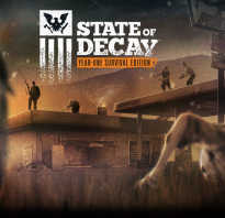 Обзор State Of Decay [survival horror, зомби]