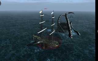 Вышел отличный симулятор пирата — релиз Tempest