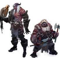 BioWare добавит Кунари в Dragon Age: Inquisition в качестве игровой расы