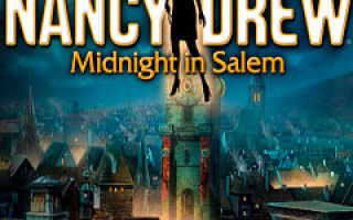 Нэнси дрю: полночь в Салеме — дата выхода