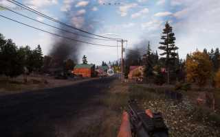 Прохождение задания «Добрый самаритянин» в Far Cry 5